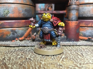 Ometeotl the Slann Mage